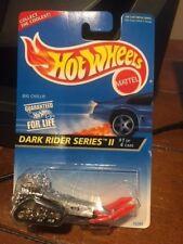 1996 Hot Wheels Dark Rider Series II Big Chill #400 Chrome