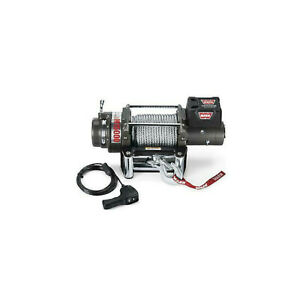 Warn For Industries Self-Recovery Winch M15000 for 11-13 Chevrolet,GMC - 478022