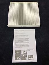 New G.K. Industries OEM Cabin Air Filter Fits Mitsubishi Nissan 7803A109 CF1063
