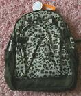 Backpack Gymboree Uniform Shop,NWT,Cheetah print backpack,bookbag
