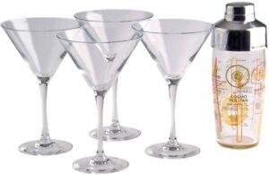 Luminarc 5 Piece Cocktail Set