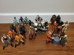 Star Wars A New Hope Cantina Aliens and Bar