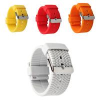 18/20/22/24mm Silicone Watch Belt Wrist Watch Band Watch Srtaps AUS