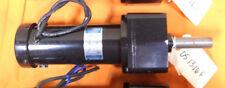 Leeson Electric Motor Gear Reduction Gearmotor DC 180 Volt 1/5 HP 27 RPM