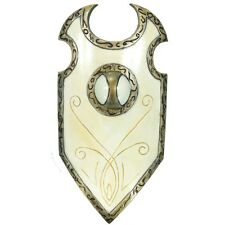 Elven LARP Shield, Lorian, Cosplay, Foam, Latex, Knight, Character, High Elf