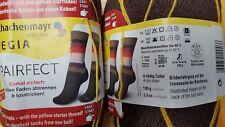 Regia 1 Farbe Farbton 7111 Zimt 100g Balls Socken Garn