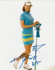 SO-YEON RYU SIGNED LPGA GOLF 8x10 PHOTO #4 Autograph PROOF