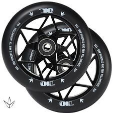 ENVY 110mm DIAMOND WHEEL PAIR - Black