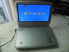 Dynex DX-PDVD9A Portable DVD Player with Case & Cleaning System BOGO