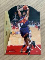 NBA CHARLES BARKLEY Suns Upper Deck 1995 Die-Cut Trading CARD #D131