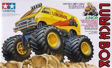 TAMIYA 17003 WILD MINI 4WD LUNCH BOX JUNIOR - KIT MONTAGGIO 1/32