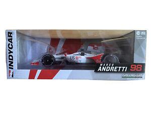 1:18 #98 Marco Andretti / Andretti Autosport US concrete Diecast