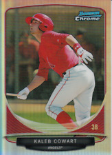 2013 Bowman Chrome Cream of the Crop Mini Refractors Choose From