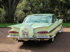 1959,1960 CHEVY IMPALA BUBBLE TOP BISCAYNE (GM) VENETIAN BLINDS *SALE*