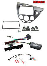CONNECTS 2 FORD FOCUS 98-04 Din Singolo Auto Stereo Cruscotto Kit STALK CONTROL