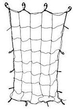 4' x 6' Heavy Duty Cargo Net rubber stretch mesh nylon hooks vehicle auto truck