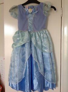 DISNEY CINDERELLA DRESS - AGE 3