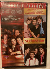 About Last Night & St Elmo's Fire New Sealed