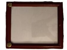 Used Sports 8x10 photo frame 'Volleyball/Baseball'