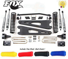 "Zone 4"" Full Suspension Lift kit w/Fox 2.0 IFP Shocks for 11-16 Ford F-250/F-350"