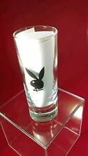Playboy bunny iconic  logo shooter glass bar mancave