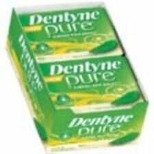 Dentyne Pure Gum Sugar Free Mint with Melon Accents 10 packs (9ct per pack)
