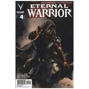 Eternal Warrior (2013 series) #4 Cover 2 in NM condition. Valiant comics [*6p]