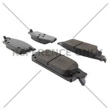 Disc Brake Pad-C-TEK Metallic Brake Pads Rear Centric 102.17070