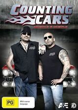 Counting Cars - Muscle & Hustle (DVD, 2014, 2-Disc Set)-FREE POSTAGE