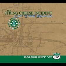 On the Road: 07-11-02 Somerset, WI by String Cheese Incident (The) (CD,...