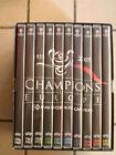 BOX 10 DVD CHAMPIONS OF EUROPE 50 ANNI DI COPPA CINQUANT'ANNI DI CHAMPIONS