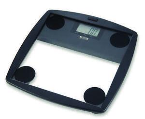 Tanita HD-355 Black Digital Glass Bathroom Scales