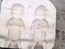 "7"" GRANDMA AND GRANDPA, SIERRA CERAMIC PRODUCTS 28, Slip Casting Ceramic Mold"