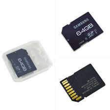Genuine Samsung 64GB Class 10 UHS-1 80MB/s Extreme SPEED SDXC Pro Memory Card