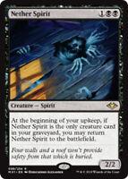 Nether Spirit - Foil - Modern Horizons - NM, English MTG Magic FLAT RATE SHIP