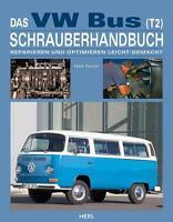 VW BUS T2 Bulli Reparaturanleitung Reparatur-Handbuch Schrauberhandbuch Wartung
