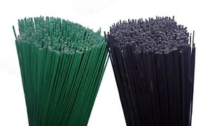 Florists Stub Wire Green or Blue Annealed Various Lengths & Sizes Wreath Floral