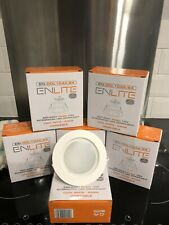 Enlite 10W Intergrated Led Downlight Dimmable Cool White  6400K 720 Lumens