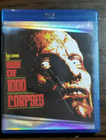 House of 1000 Corpses (Blu-ray Disc, 2007)