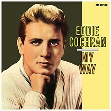 Eddie Cochran - My Way + 2 Bonus Tracks [New Vinyl LP] Bonus Tracks, Ltd Ed, 180