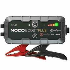 NOCO GB40 12V UltraSafe Jump Starter