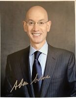 Adam Silver NBA Commissioner Autographed 8x10 Photo Autographed Picture Auto