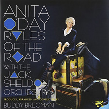 O`DAY,ANITA-RULES OF THE ROAD (US IMPORT) CD NEW