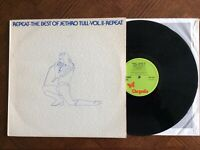 Repeat - The Best Of Jethro Tull Vol 2 UK Vinyl LP 1977 Chrysalis CHS1135 A3/B3