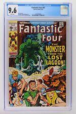 Fantastic Four #97 - Marvel 1970 CGC 9.6