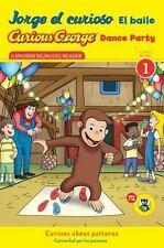 Jorge el curioso El baile/Curious George Dance Party CGTV Reader Spanish and