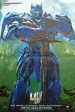 Transformers 4 / Austin Mahone  __   POSTER / PLAKAT __  A3 __ 28 cm x 42 cm