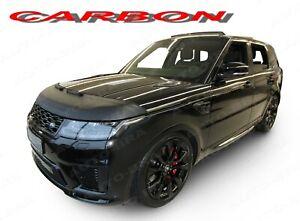 CARBON BONNET BRA fits Range Rover Sport L494 since 2013 STONEGUARD PROTECTOR