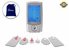 TechCare Pro TENS Unit 24 Modes Rechargeable Portable Compact Muscle Stimulator