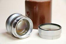 ► Prototype (?) ◄ Voigtländer nokton 1,5/50 mm Exakta varex Mount/Voigtlaender